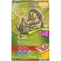 Purina Cat Chow Naturals Cat Food from Blain's Farm and Fleet
