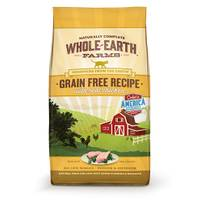 Whole Earth Farms 5 lb Grain Free Real Chicken Cat Food from Blain's Farm and Fleet