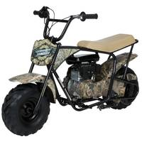Monster Moto Realtree Mini Bike from Blain's Farm and Fleet