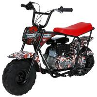 Monster Moto Mini Bike - American Flag from Blain's Farm and Fleet