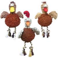 Ethical Pets Gigglers Chicken Dog Toy-Assorted from Blain's Farm and Fleet
