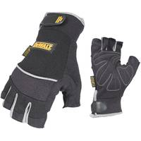 DEWALT Technicians Fingerless Synthetic Leather Glove from Blain's Farm and Fleet