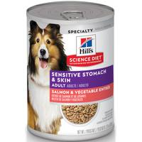 Hill's Science Diet 12.8 oz Sensitive Stomach & Skin Salmon Dog Food from Blain's Farm and Fleet