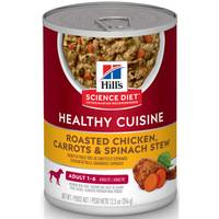 Hills Science Diet 12.5 oz Adult Healthy Cuisine Dog Food from Blain's Farm and Fleet