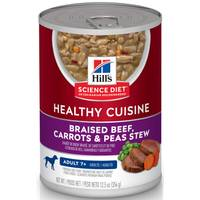 Hills Science Diet 12.5 oz Adult 7+ Healthy Cuisine Dog Food from Blain's Farm and Fleet