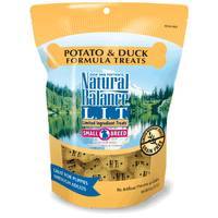 Natural Balance LIT Potato & Duck Small Breed Dog Treats from Blain's Farm and Fleet