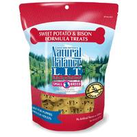Natural Balance LIT Sweet Potato & Bison Dog Treats from Blain's Farm and Fleet