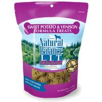 Natural Balance LIT Sweet Potato & Venison Dog Treats from Blain's Farm and Fleet
