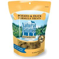 Natural Balance LIT Potato & Duck Dog Treats from Blain's Farm and Fleet