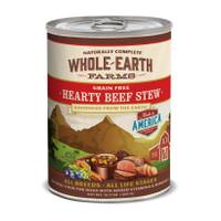 Whole Earth Farms 12.7 oz Grain Free Hearty Beef Stew Dog Food from Blain's Farm and Fleet