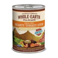 Whole Earth Farms 12.7 oz Grain Free Hearty Turkey Stew Dog Food from Blain's Farm and Fleet