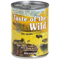 Taste of the Wild High Prairie Canned Dog Food from Blain's Farm and Fleet