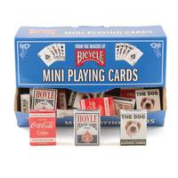 US Playing Cards Mini Playing Card Pack Assortment from Blain's Farm and Fleet