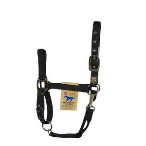 Hamilton Products Average Nylon Adjustable Halter with Snap