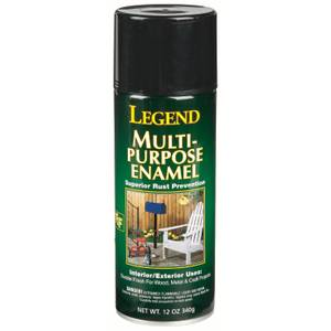 Legend Multi-Purpose Enamel Aerosol Paint