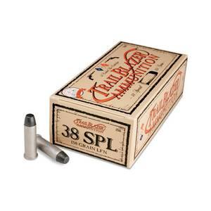 Blazer 38 Special Handgun Ammunition