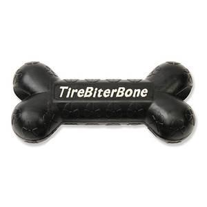 Mammoth TireBiter Chew Toy Bone