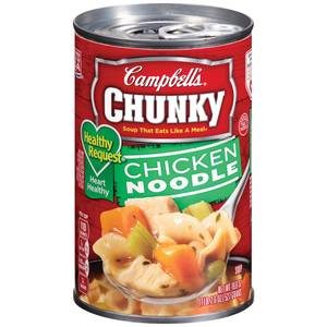 Campbell's Chunky Pub-Style Chicken Pot Pie Soup