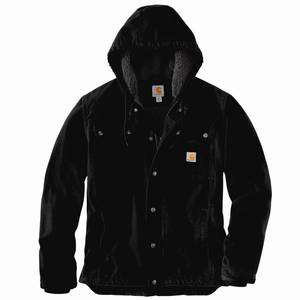 de5ebe522dc Carhartt Men  39 s Black Bartlett Jacket