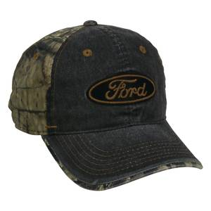 d09d1dac54e Outdoor Cap Men  39 s Mossy Oak Country Camo-Ford ...