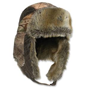 1b1fb94e35b Outdoor Cap Faux Fur Trapper Hat