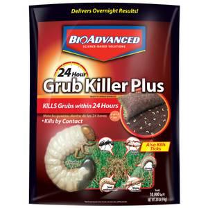 BioAdvanced 24 - Hour Grub Killer Plus Granules