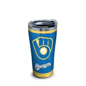 41ec91c32d367 Tervis Milwaukee Brewers 20 oz Home Run Tumbler