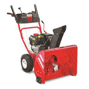Craftsman 26 208cc Electric Start Two Stage Snow Blower 31am6bhf793 Blain S Farm Fleet