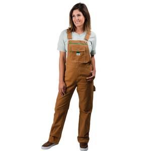 Carhartt Damen Weathered Duck Wildwood Bib Overalls//Einteiler