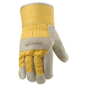 Wells Lamont Ladies Suede Cowhide Gloves