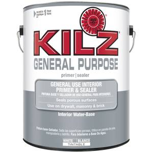 Kilz General Purpose Interior Water Base Primer At Blain 39 S Farm Fleet