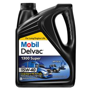 Mobil Delvac 1300 Super 15w40 Diesel Engine Oil At Blain 39 S