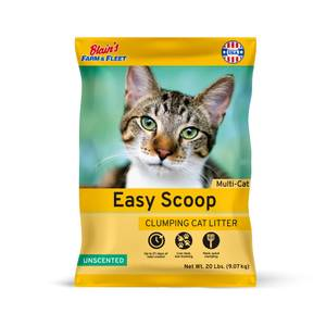 Blain's Farm & Fleet 20 lb Clumping Cat Litter