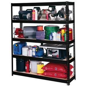 Edsal Muscle Rack Ultra Rack Extra Heavy - Duty Boltless Storage Shelving