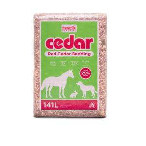Premier Pet Kennel Care Red Cedar Animal Bedding