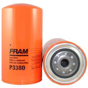 FRAM Fuel Water Coalescer Cart Manufacturer P3380 at