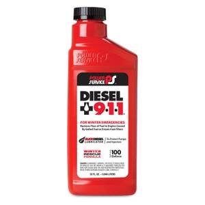 Power Service Diesel 911 Fuel Additive