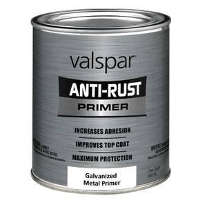 Valspar Anti-Rust Galvanized Metal Primer
