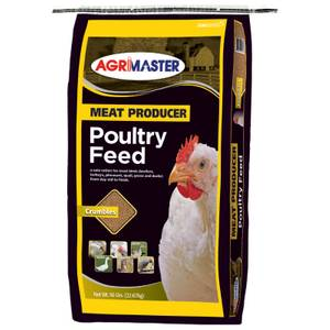 Agrimaster 50 lb Layer 16% Pelleted Poultry Feed