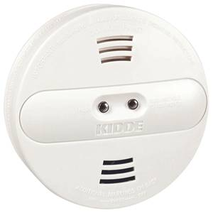 kidde dual sensor battery operated smoke detector at blain 39 s farm fleet. Black Bedroom Furniture Sets. Home Design Ideas