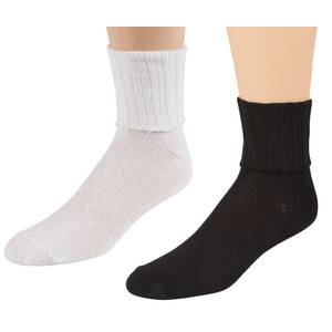 Riders By Lee Women's Turn Cuff Socks - 3 Pairs