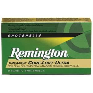 Remington Arms Company 12 Gauge Premier Core - Lokt Ultra - Bonded Sabot Slugs