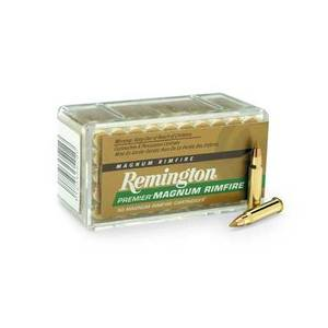 Remington Arms Company .17 Premier Magnum Rimfire AccuTip - V Cartridges