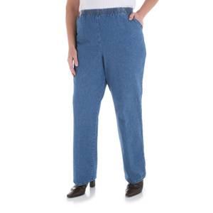 Chic Women's Destruction Blue Scooter Pants