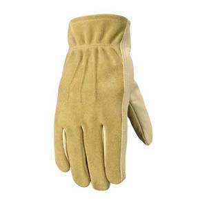 Wells Lamont Ladies Palomino Grain Cowhide Gloves