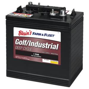 Blain's Farm & Fleet Golf Cart Battery