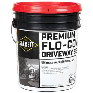 Sakrete Premium Flo-Coat Driveway Sealer
