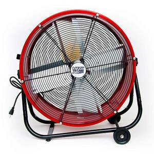 "MaxxAir 24"" Direct Drive Barn Fan"