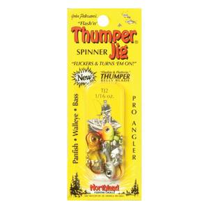 Northland Fishing Tackle Sunfish Thumper Crappie King Jig