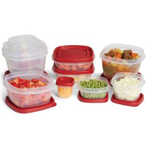 Rubbermaid 24 Piece Easy Find Lids Set